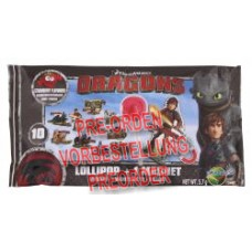 Dracco Candy Dragons Lollipop + Magnet 5,7g