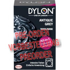 Dylon Textilfarbe Antique Grey 350g