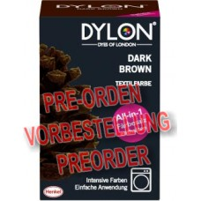Dylon Textilfarbe Dark Brown 350g