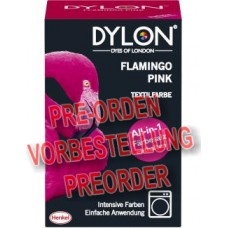 Dylon Textilfarbe Flamingo Pink 350g