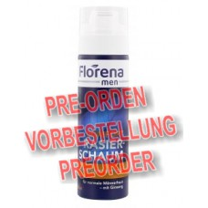 Florena Men Comfort Rasierschaum 200ml