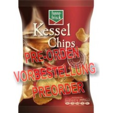 Funny-frisch Kessel Chips - sweet Chili & red Pepper 120g