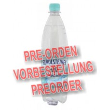 Gerolsteiner Mineralwasser medium Flasche 1l PET