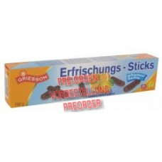 Griesson Erfrischungs-Sticks Orange-Zitrone 150g