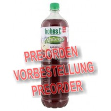 Hohes C Naturelle Apfel-Kirsche 1,5l PET