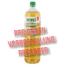 Hohes C Naturelle Apfel-Zitrone 1,5l PET