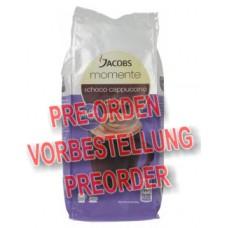 Jacobs Momente Choco Cappuccino Typ Choco Vorratsbeutel 500g
