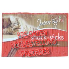 Jeden Tag Snack-Sticks Lamm &Truthahn 10x5g