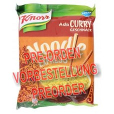 Knorr Asia Noodle Express Curry 59g