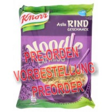 Knorr Asia Noodle Express Rind 57g