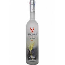 Spagnolo - Vodka Pure Grain Premium von Teneriffa 37,5% Vol. 700ml