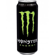 Monster - Energy Original Drink Dose 4x 500ml Pack (24-48h Lieferzeit)