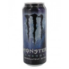 Monster - Energy Absolutely zero Dose 20x 500ml Stiege (24-48h Lieferzeit)