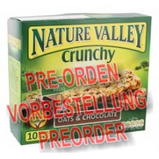 Nature Valley Crunchy Oats & Chocolate 5x42g