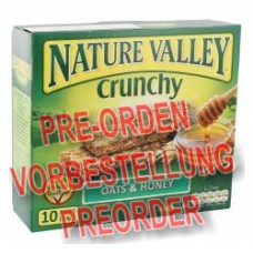 Nature Valley Crunchy Oats & Honey 5x42g