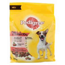 Pedigree - Mini<10Kg Adult Vital Trockenfutter 2Kg (24-48h Lieferzeit)
