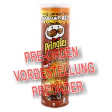 Pringles Hot Paprika Chilli 190g