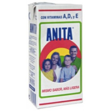 Anita - Leche Milch UHT 6x 1L Pack