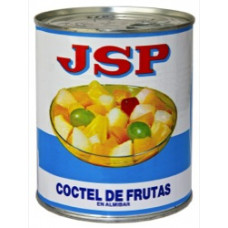 JSP - Fruit Cocktail Konservendose 500g netto 825g brutto