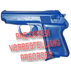 BONOWI - 1400070 Trainingswaffe Makarov Blue-Gun